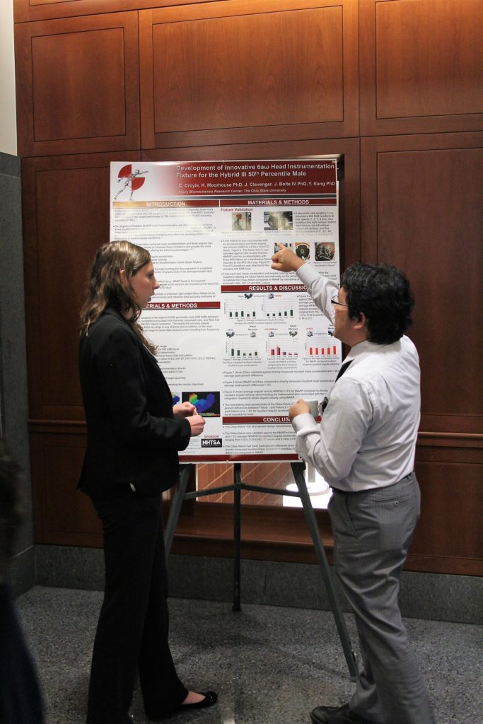 Poster Presenter - Colleen Croyle