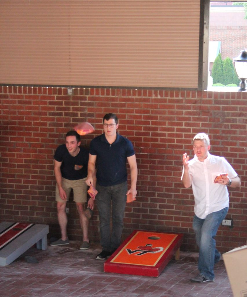 2018 cornhole tournament