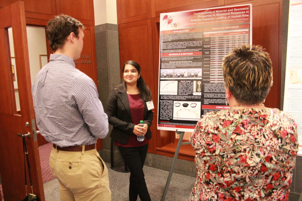 Poster presenter: Akshara Sreedhar