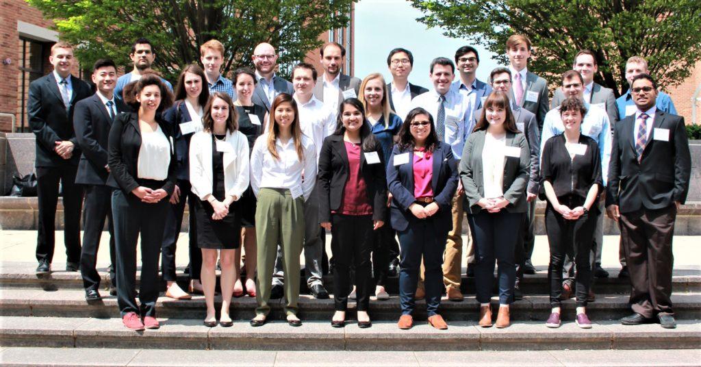 2018 Student Presenters